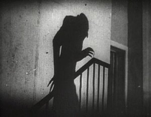 Willem Defoe plays the character from 1922's Nosferatu