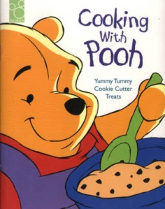 Who wouldn't want to cook with ... er ... Pooh?