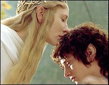 Galadriel and Frodo ... or Froda?