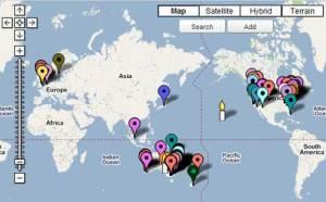 Kim's reader map