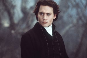 Johnny Depp (pic from Sleepy Hollow)